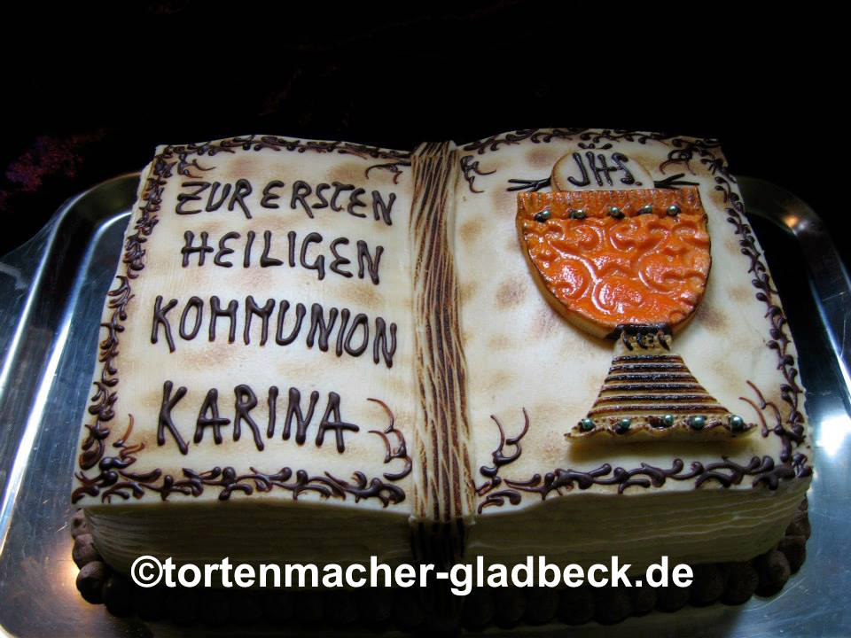 Der Tortenmacher Gladbeck Torten Und Kuchen Zur Kommunion Und