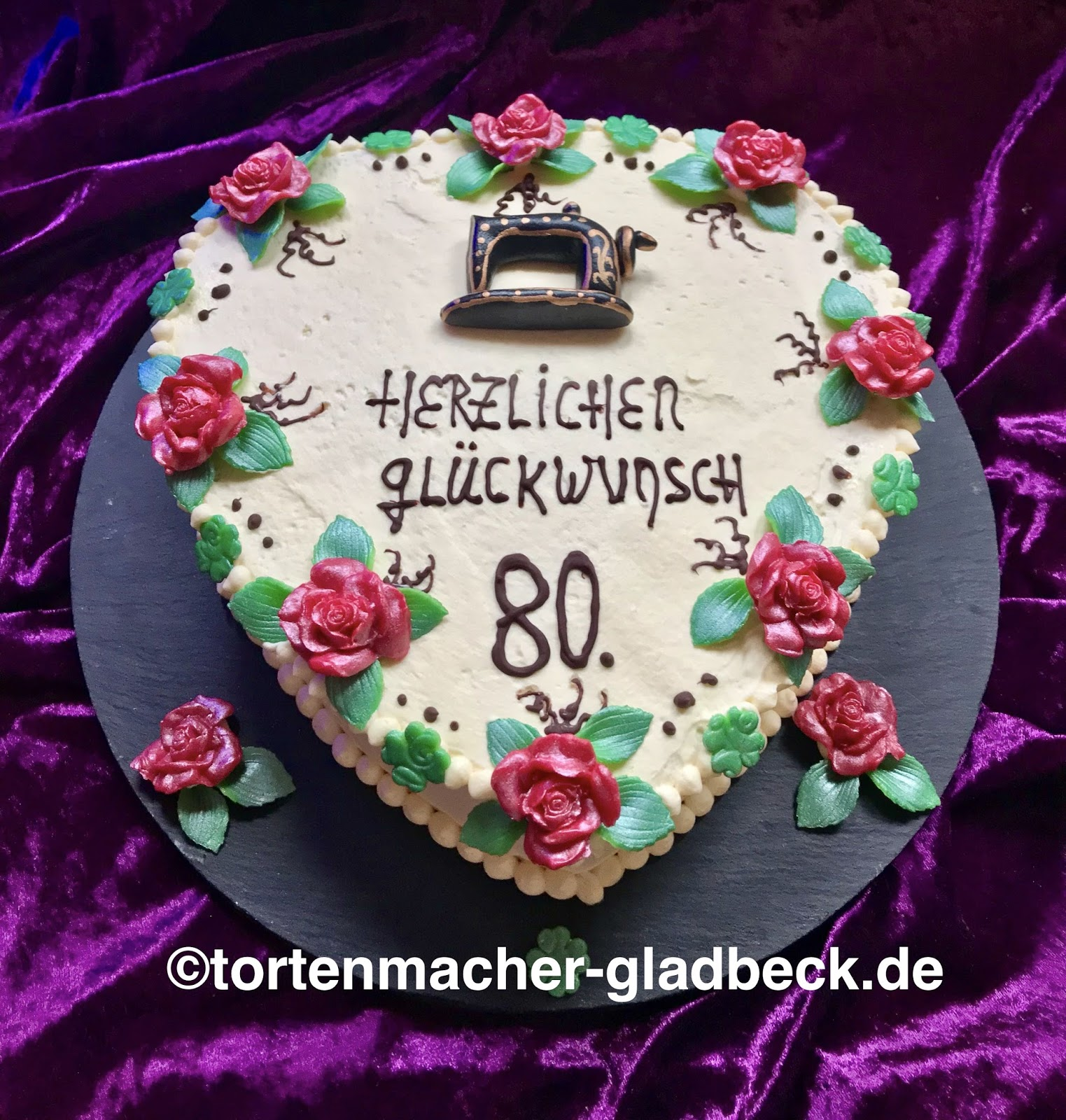 Der Tortenmacher Gladbeck Torten Und Kuchen Zum Geburtstag