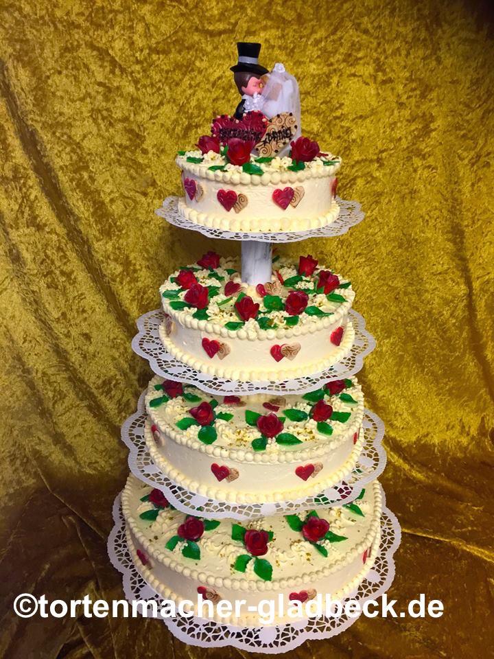 Der Tortenmacher Gladbeck, Torten und Kuchen zur Hochzeit, zum ...